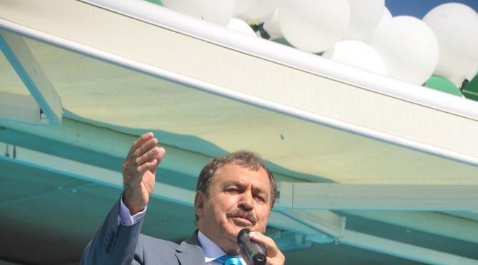 Bakan Eroğlu: Aydın'ı, doğa turizminin merkezi yapacağız