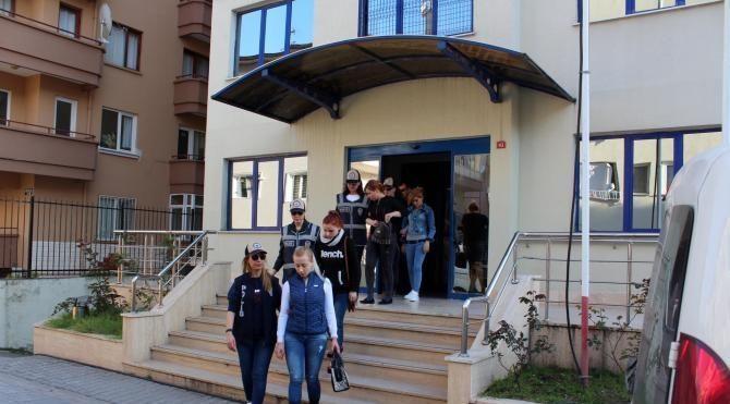 Yalova'da fuhuş operasyonu: 3 kişi tutuklandı