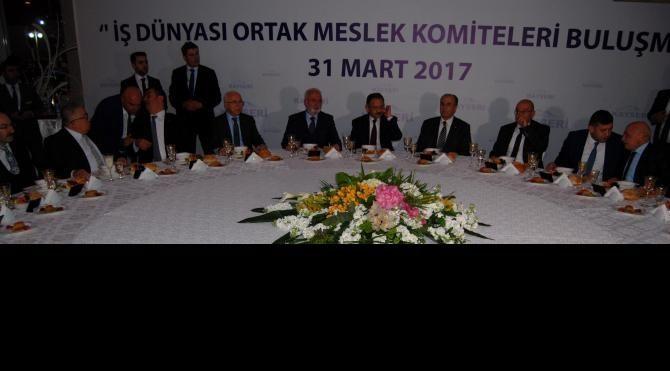 Bakan Özhaseki: Mevcut sistem kavga üretiyor (3)