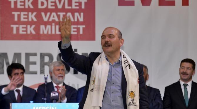 Soylu: Avrupa, Türkiye'yi ayrıştırarak terbiye etmeye çalışıyor (3)