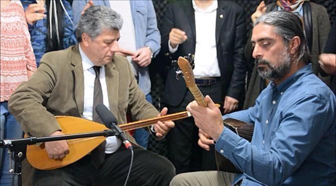 CHP'li Balbay'dan 'hayır' türküsü