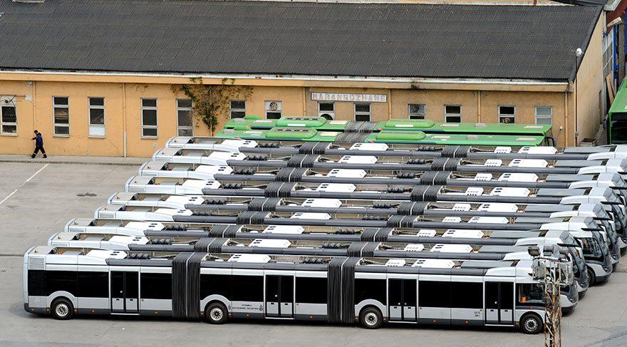 Hollanda'dan alınan otobüsler iade edilsin