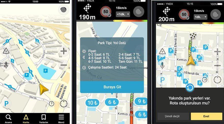 Akıllı navigasyon çözümleri
