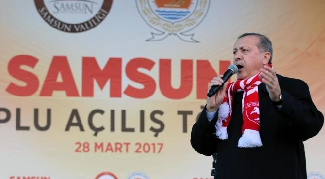 Erdoğan: Kılıçdaroğlu'nun kendisi Alevi, siyasi partinin başında, neyi eksik (2)