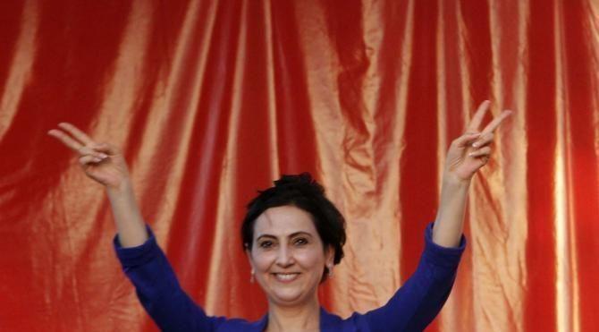 HDP'li Yüksekdağ'ın yargılanmasına devam edildi