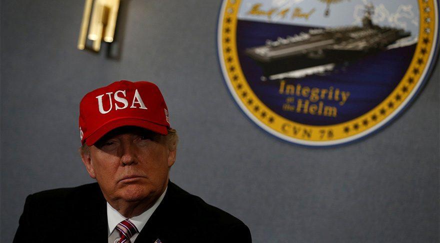 ABD Başkanı Trump'ın gündeme bomba gibi düşen iddiası fos çıktı