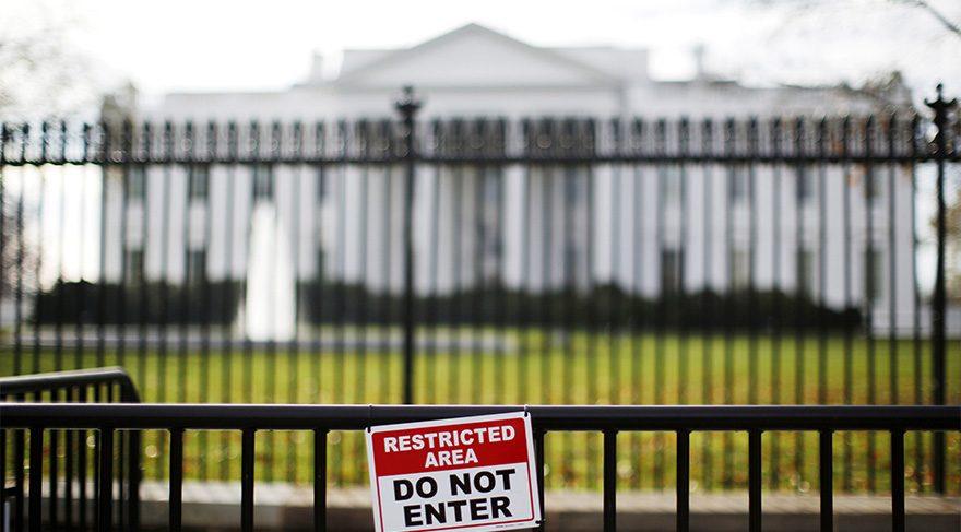 ABD'de bomba alarmı! Beyaz Saray önünde büyük panik