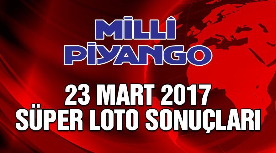 Süper Loto sonuçları 23 Mart: Süper Loto'da çılgın devir!