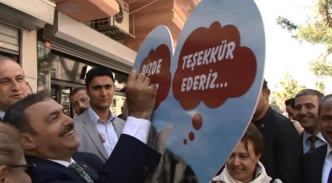Bakan Eroğlu'ndan dövizde 'de' düzeltmesi