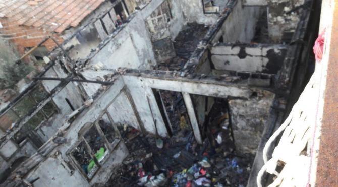 2 çocuğun öldüğü yangın davasında 3 sanık da beraat etti