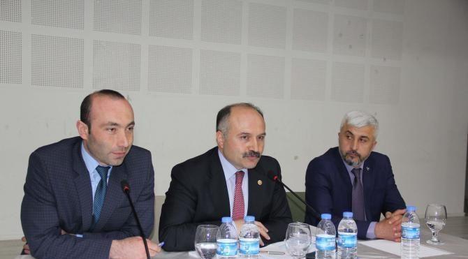 MHP'li Usta: Kuvvetler ayrılığı güvence altına alındı
