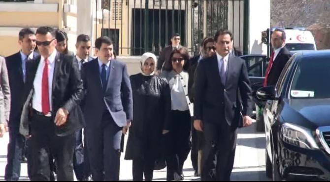 Pakistan Ulusal Meclisi Başkanından İstanbul Valiliği'ne ziyaret