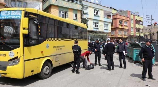 Okulun önünde midibüsün çarptığı çocuk öldü