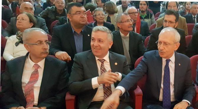 Kılıçdaroğlu: Geleceğimiz, çocuklarımız, demokrasimiz için hayır oyu vereceğiz (2)