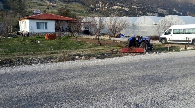 Ortaokul öğrencisi kız kazada öldü