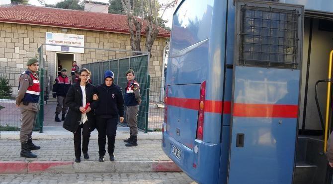 Kırklareli'de FETÖ'nün öğretmen yapılanması hakim karşısında