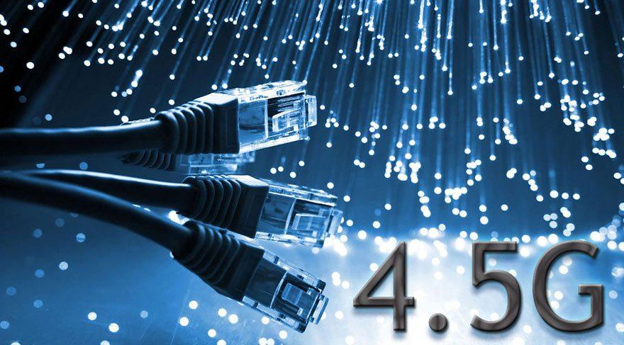 BTK Başkanı Sayan'dan 4.5G açıklaması!