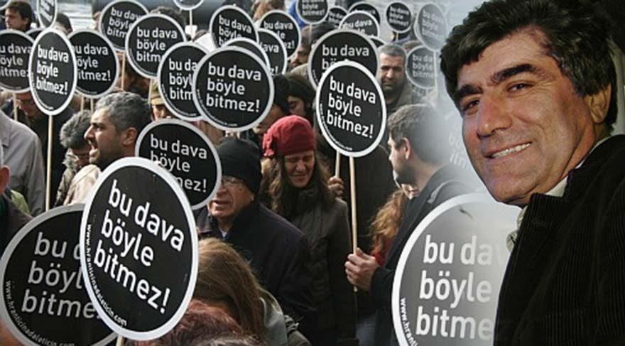Hrant Dink cinayeti soruşturmasında 8 tutuklama