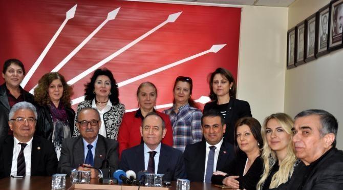 CHP'li Hamzaçebi: Teklif kabul edilirse Türkiye anayasasız döneme girer