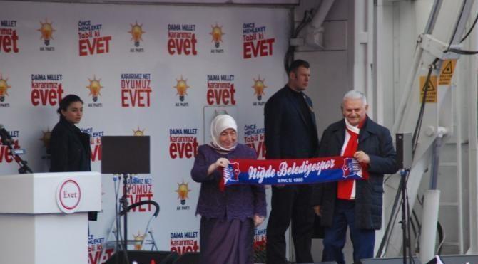 Yıldırım'dan Kılıçdaroğlu'na: Önce 'Evet' oyu verenler haindir cümlesinin hesabını ver (2)