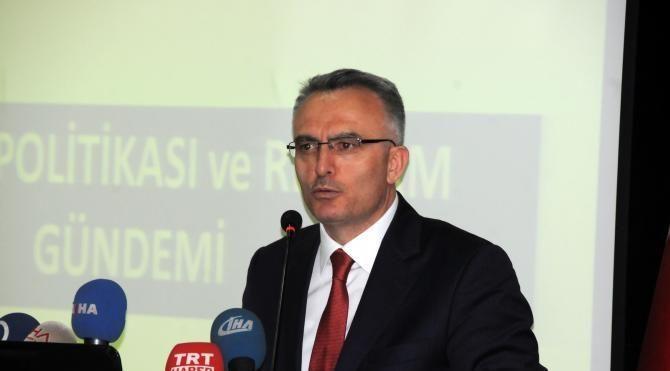 Bakan Ağbal: Şimdi tarihi bir fırsatın eşiğindeyiz (2)