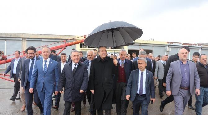 AK Partili Eker, Batman'da Kürtçe 'Evet' oyu istedi