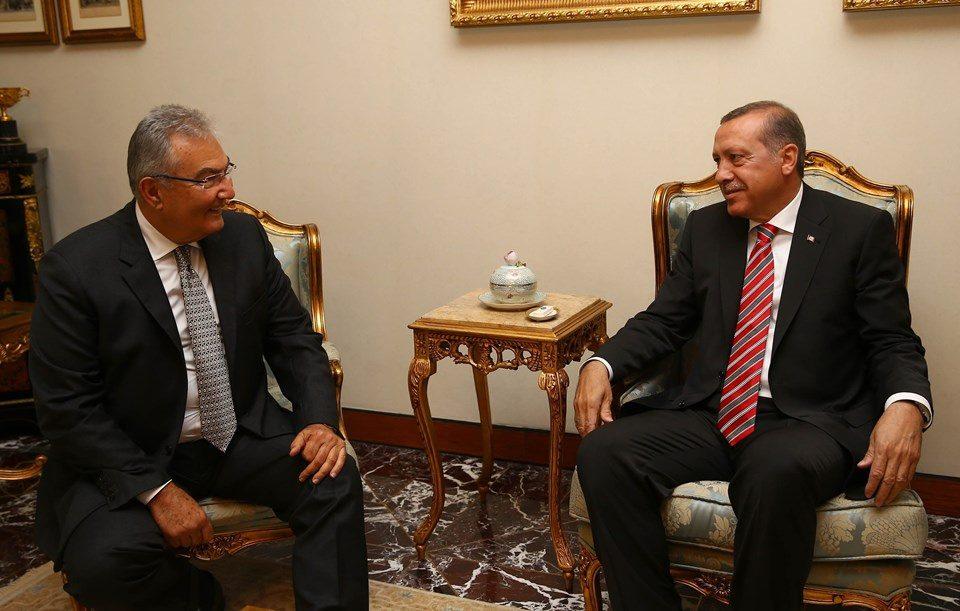 Cumhurbaşkanı Erdoğan ile CHP'li Deniz Baykal son olarak 7 Haziran 2015 seçimlerinin ardından Ak Saray'da bir araya gelmiş bu buluşmadan günler sonra Baykal'ın Meclis Başkanlığına aday olması tartışmalara konu olmuştu.