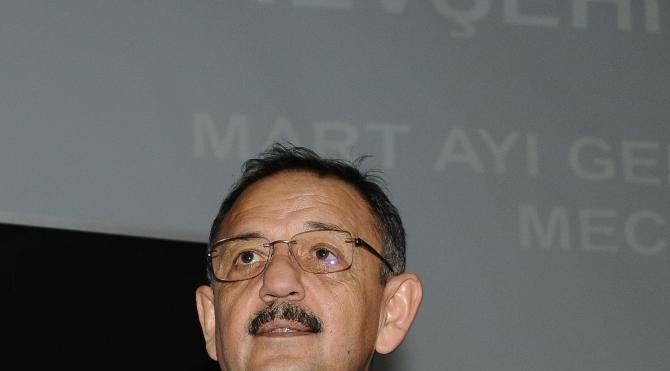 Bakan Özhaseki: Bu iki yüzlü tavrı biz hiç unutmuyoruz ve yadırgamıyoruz (2)