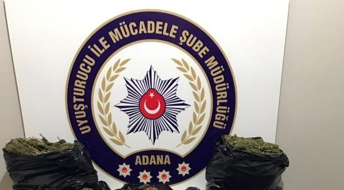 Adana'da 7 torbacı tutuklandı