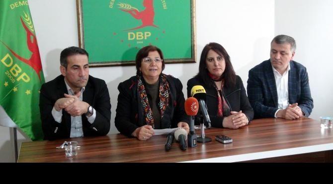 DTK, DBP, HDP'den ortak açıklama: Barzani'ye Şengal'den çekilmeli