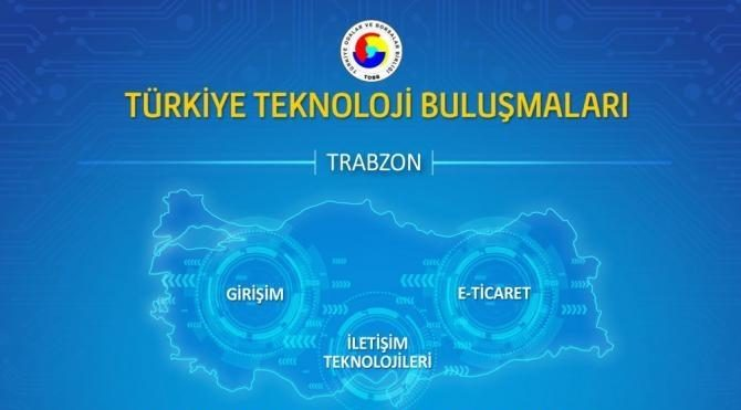 'Türkiye Teknoloji Buluşmaları' toplantısı Trabzon'da yapılacak