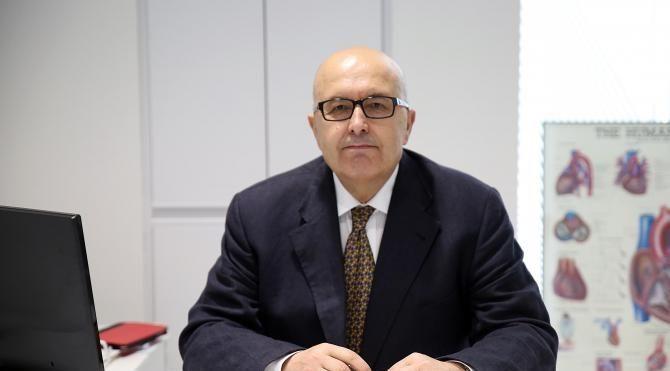 Prof. Dr. Çağlar: Kalp nedenli ölümler, meme kanserine bağlı ölümlerden 10 misli fazla