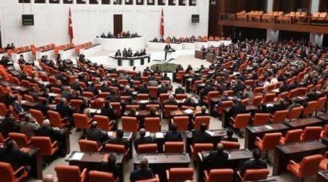 AKP, FETÖ önergesini reddetti!
