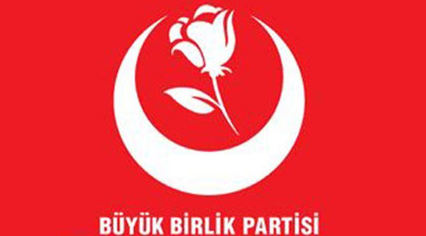 BBP'de 'Hayır' istifası!