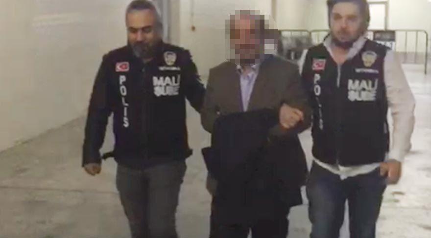FETÖ'nün Tanzanya imamı Ataşehir'de yakalandı