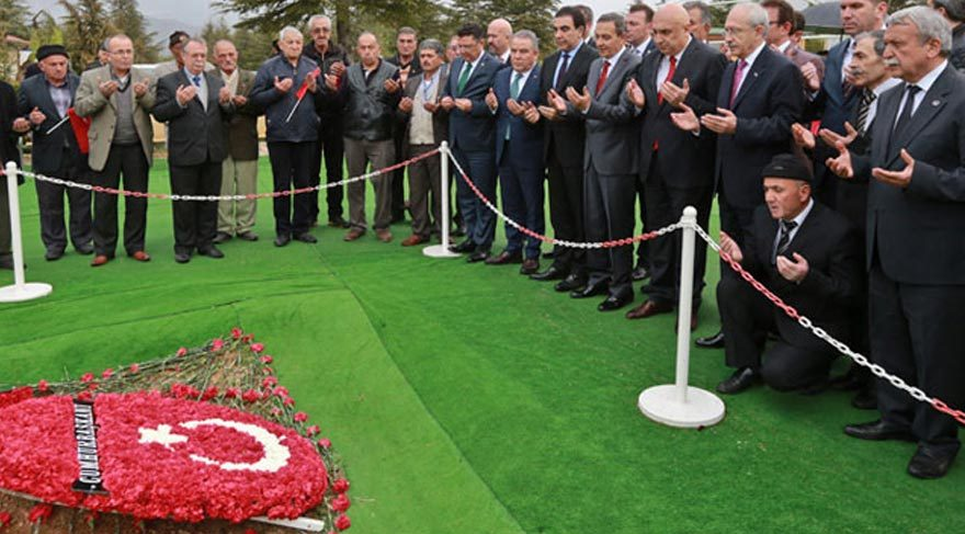 Kılıçdaroğlu'ndan Demirel'e ziyaret!