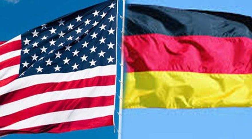 ABD'nin çağrısına Almanya'dan itiraz!