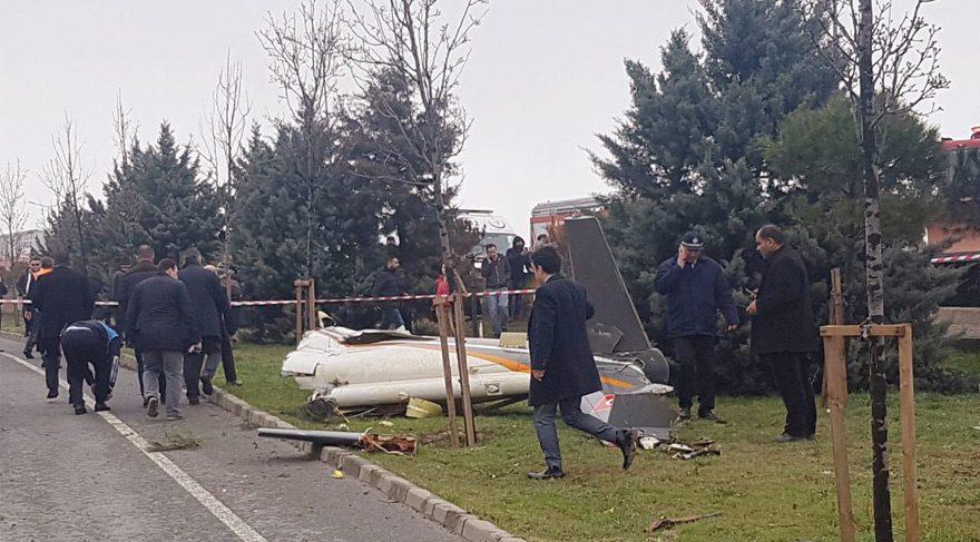 Türkiye'de yaşanan helikopter kazaları