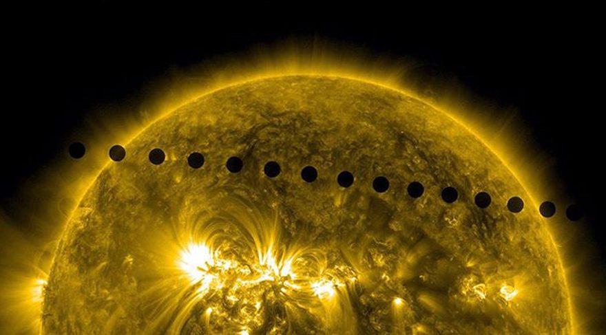 NASA'nın insanlığa hediyesi 15 büyüleyici kare
