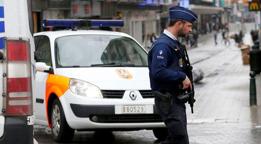 Belçika'da alarm… O kente polis ve askerler gönderiliyor