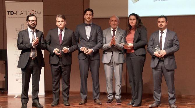 Almanya'da 2017 Plattino Ödülleri verildi