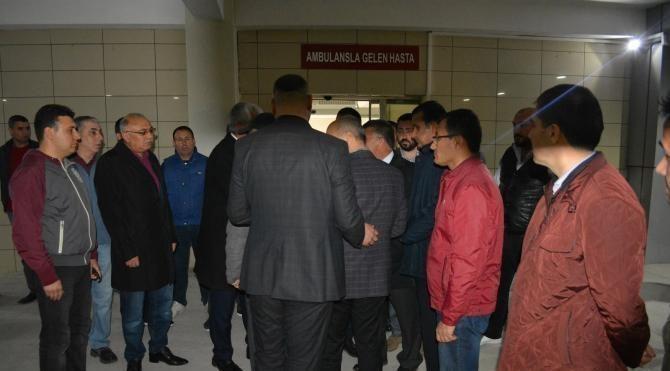 Şehit Astsubay Ömer Halisdemir'in annesi vefat etti (2)