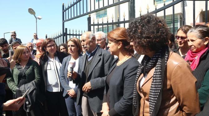 Figen Yüksekdağ'a 10 yıl hapis cezası istemi
