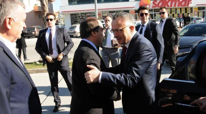 Bakan Ağbal: Mevcut sistem Türkiye'yi ileriye taşıyacak yapıda değil