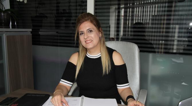 Estetisyen Filiz Çekin, 'Kahverengi cilt için servet harcamayın'