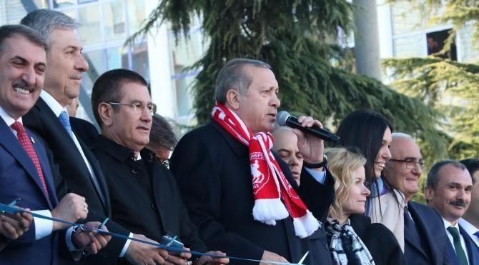Erdoğan: Kılıçdaroğlu'nun kendisi Alevi, siyasi partinin başında, neyi eksik (3)