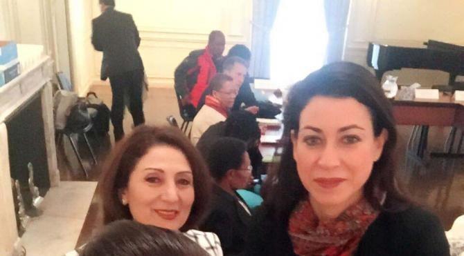 Kız öğrencileri için mücadele eden Saadet öğretmene, ABD'den cesur kadın ödülü