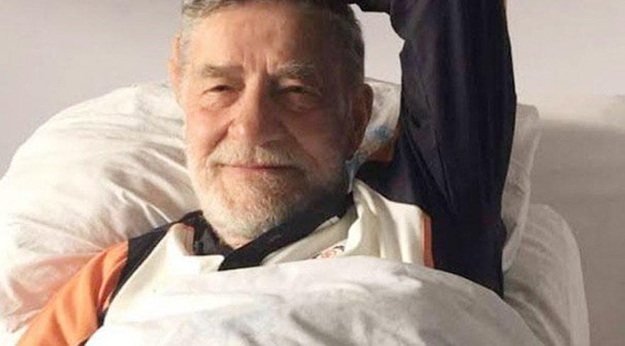 Yeşilçam'ın efsane oyuncusu Ahmet Mekin sevenlerini korkuttu!