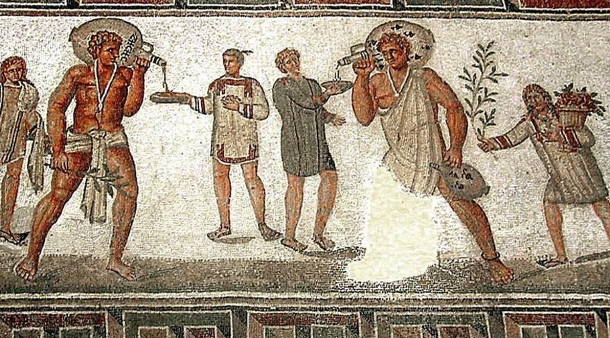 Antik Romalıların 'iğrenç' alışkanlıkları şaşırtıyor
