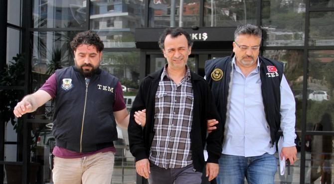 Alanya eski emniyet müdürü FETÖ'den tutuklandı